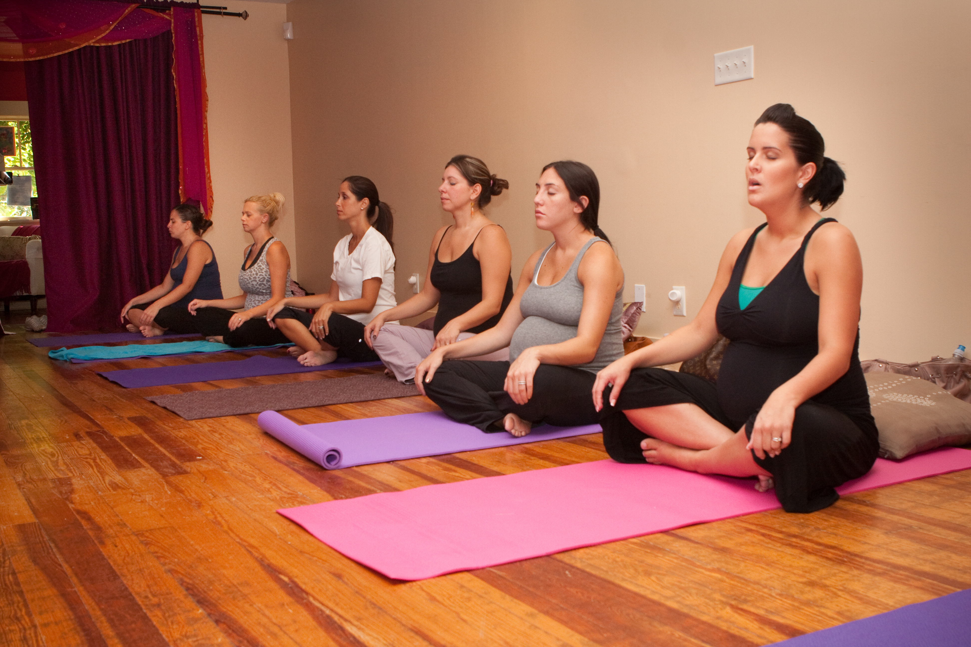 Prenatal Kundalini Yoga with Lisa Kelly at The Red Tent
